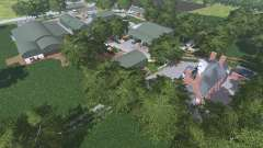 Springhill Farm für Farming Simulator 2017