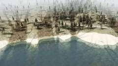 La dure de la taïga 4 - Traversée de la rivière