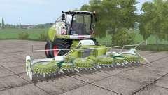 CLAAS Jaguar 860 pack pour Farming Simulator 2017