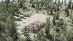 Unrelenting Wilderness für MudRunner