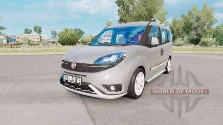 Fiat Doblo (152) 2015 v1.1 für Euro Truck Simulator 2