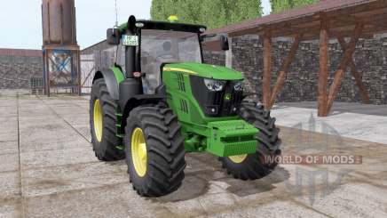 John Deere 6175R more parts für Farming Simulator 2017
