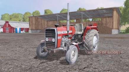 Massey Ferguson 255 4x4 für Farming Simulator 2015
