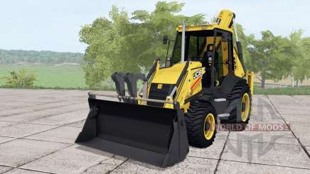 JCB 3CX ECO pack für Farming Simulator 2017