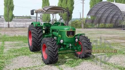Deutz D 80 05 v1.2 für Farming Simulator 2017