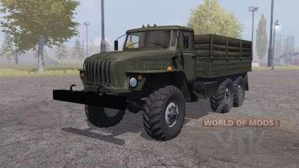 Ural 4320 v2.1 für Farming Simulator 2013