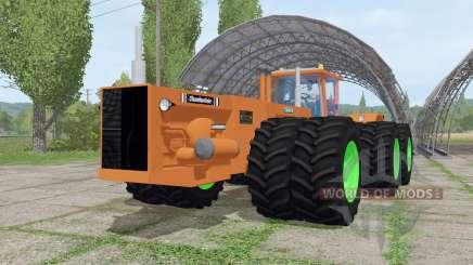 Chamberlain Type 60 v7.0 pour Farming Simulator 2017