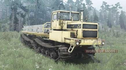 БТ361А-01 Tyumen für MudRunner