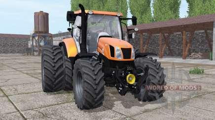 New Holland T6.175 Gamling Edition v1.0.0.1 pour Farming Simulator 2017
