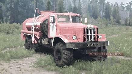 KrAZ 255B AC 8,5 in für MudRunner