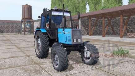 MTZ-892 Biélorussie 4x4 pour Farming Simulator 2017