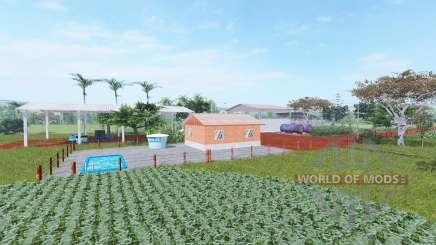 Fazenda Rio Branco für Farming Simulator 2017