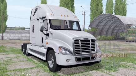 Freightliner Cascadia Raised Roof 2007 pour Farming Simulator 2017