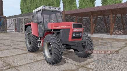 Zetor 16145 v2.0 pour Farming Simulator 2017