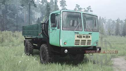 KAZ 4540 Kolchis für MudRunner