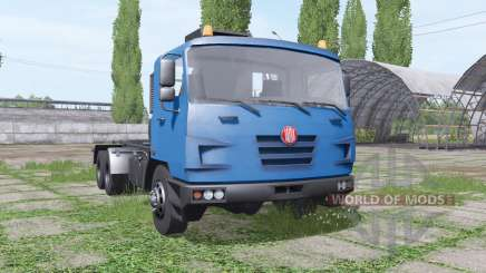 Tatra T815 TerrNo1 hooklift für Farming Simulator 2017
