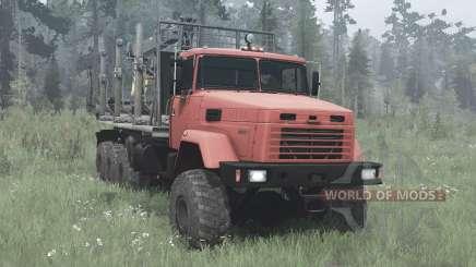 KrAZ-7140Н6 pour MudRunner