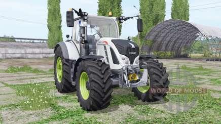 Fendt 718 Vario engine variants für Farming Simulator 2017