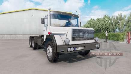 Magirus-Deutz 290 D 26 tractor für Euro Truck Simulator 2