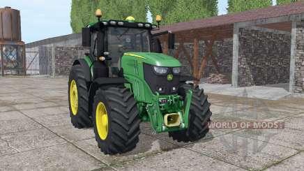 John Deere 6250R v0.9 für Farming Simulator 2017
