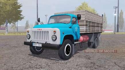 GAZ 53 LKWs für Farming Simulator 2013