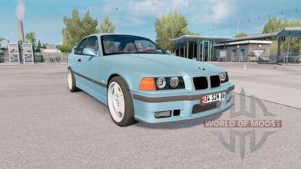 BMW M3 coupe (E36) für Euro Truck Simulator 2