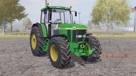 John Deere 7810 AWD für Farming Simulator 2013