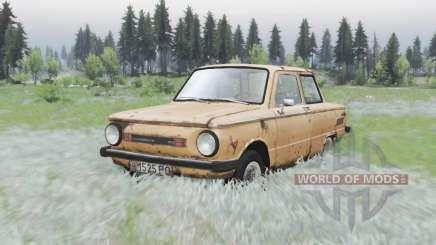 ZAZ 968M Zaporozhets pour Spin Tires
