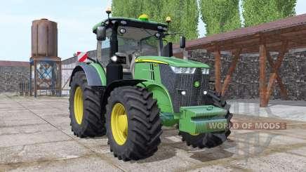 John Deere 7290R v3.1 für Farming Simulator 2017