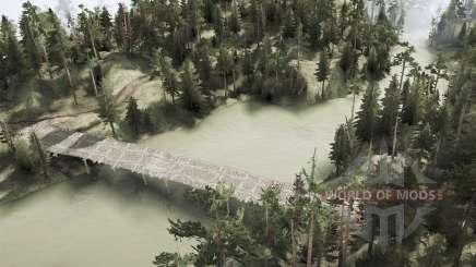 Pin étang pour MudRunner