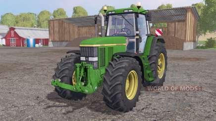 John Deere 7810 animation parts für Farming Simulator 2015