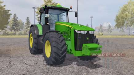 John Deere 8360R weight pour Farming Simulator 2013