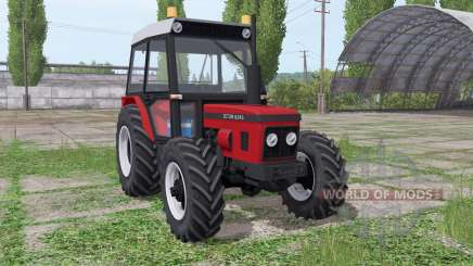 Zetor 6245 plus pour Farming Simulator 2017