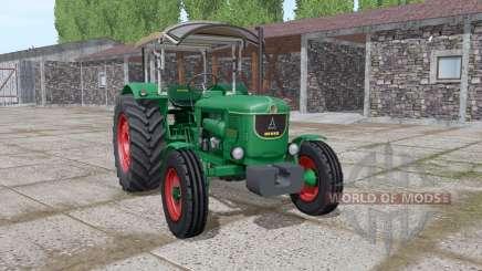 Deutz D 60 05 v1.1 pour Farming Simulator 2017