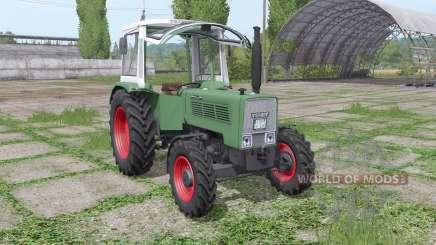 Fendt Farmer 108 S Turbomatik pour Farming Simulator 2017