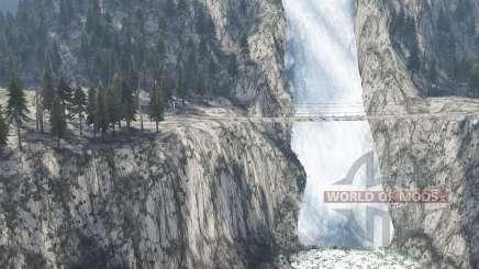 Waterfalls für MudRunner