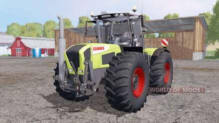 CLAAS Xerion 3800 Trac VC double wheels für Farming Simulator 2015
