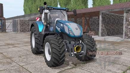 New Holland T7.315 BluePower v2.0 für Farming Simulator 2017