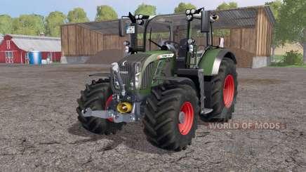 Fendt 718 Vario SCR IC control für Farming Simulator 2015