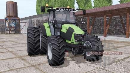 Deutz-Fahr 5130 TTV v2.0 pour Farming Simulator 2017