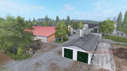 Heinerscheid Felder für Farming Simulator 2017