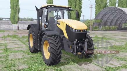 JCB Fastrac 8330 v2.1 pour Farming Simulator 2017