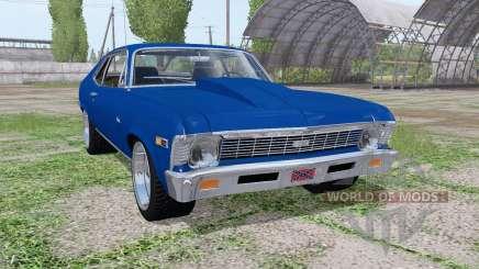 Chevrolet Nova SS 396 1969 für Farming Simulator 2017