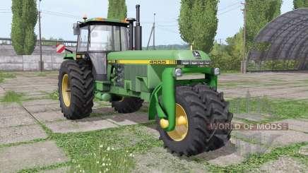 John Deere 4555 trike v3.0 für Farming Simulator 2017