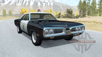 Dodge Coronet California Highway Patrol v1.1 pour BeamNG Drive