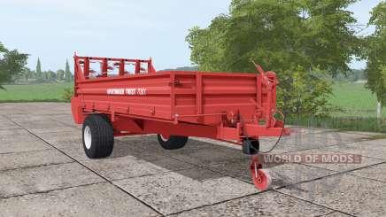 POTTINGER Twist 7001 v1.1 pour Farming Simulator 2017