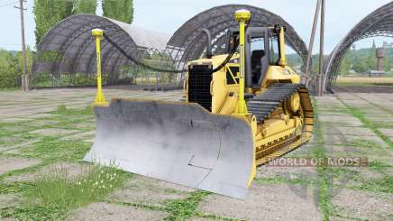 Caterpillar D6N LGP v3.2 pour Farming Simulator 2017
