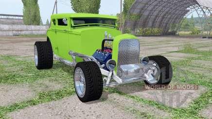 Ford Model B 1932 Hot Rod pour Farming Simulator 2017
