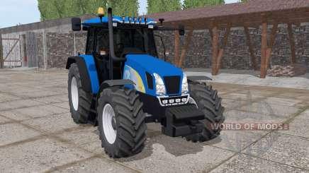 New Holland TL100A v3.0 für Farming Simulator 2017