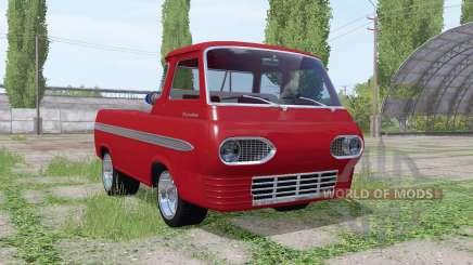 Ford Econoline pickup truck 1963 pour Farming Simulator 2017